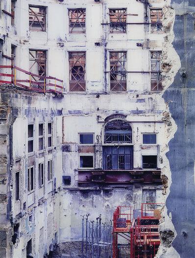 Stéphane Couturier, 'Ilot Edouard VII - Paris 9, Photo n°10', 1998