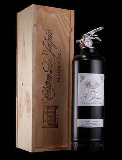 Jaler Fine Art, 'Extinguisher WINE Wood Box', 2020