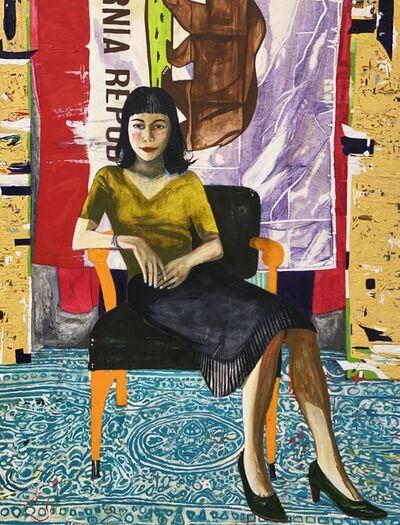 Raffi Kalenderian, 'Emilia', 2017