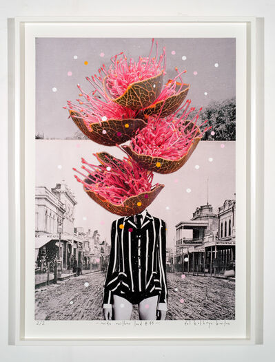 Del Kathryn Barton, 'inside another land #45', 2016