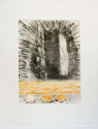Per Kirkeby, 'o.T.', 2001