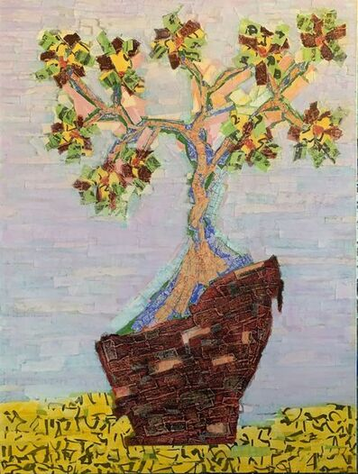 Farzad Kohan, 'Land of Sun', 2021