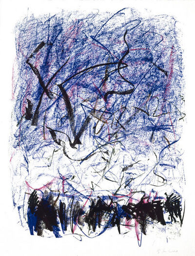 Joan Mitchell, 'Bedford III', 1981