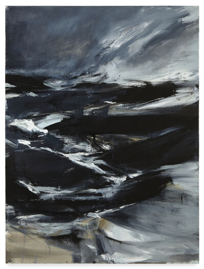 Emilia Dubicki, 'Overture in Grey', 2019