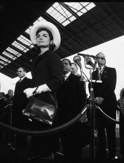 Steve Schapiro, 'Jacqueline Kennedy, Washington, 1963', 1963
