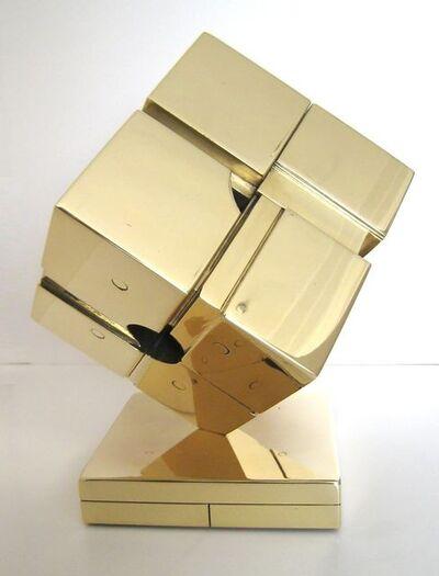 Tony Rosenthal, 'Cube', 1997