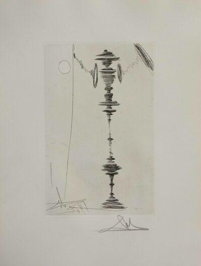 Salvador Dalí, 'Deux Fatraises (Spinning Man)', 1968