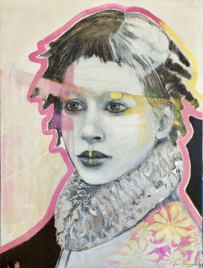 Joan Dumouchel, 'Ma tête en couleur', 2020