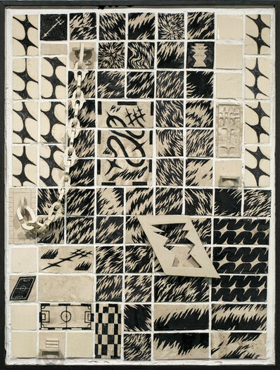 Alex Kovacs, 'Wall Fragment No. 2', 2020