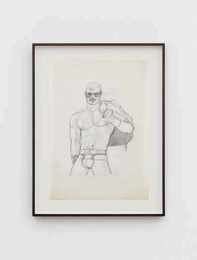 Tom of Finland, 'Untitled (Preparatory Drawing)', 1983