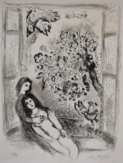 Marc Chagall, 'The Open Window | La Fenêtre ouverte', 1971