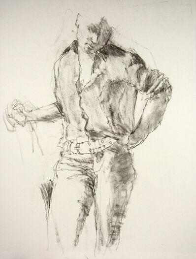 John Fox, 'Standing Male With Belt', 2003