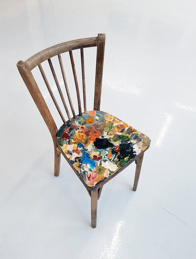 We Are The Painters, 'Chaise palette', 2018