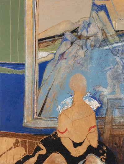 Otis Huband, 'Studio Visit', 2020