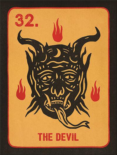 Daniel Martin Diaz, '32. The Devil', 2018