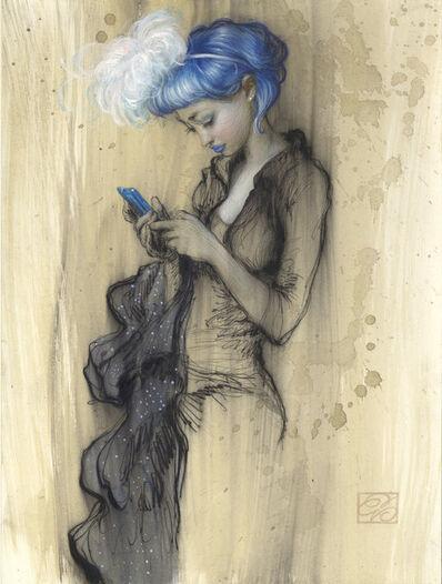 Dorian Vallejo, 'Fatima Study'