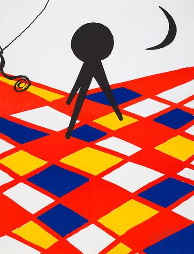 Alexander Calder, 'Tabouret à Trois Pieds', 1969