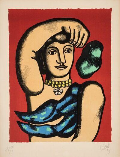 Fernand Léger, 'Marie L'Acrobat', 1948