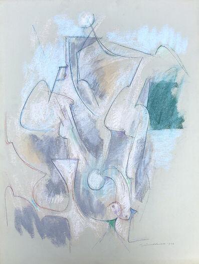 Hans Burkhardt, 'Untitled 044', 1972
