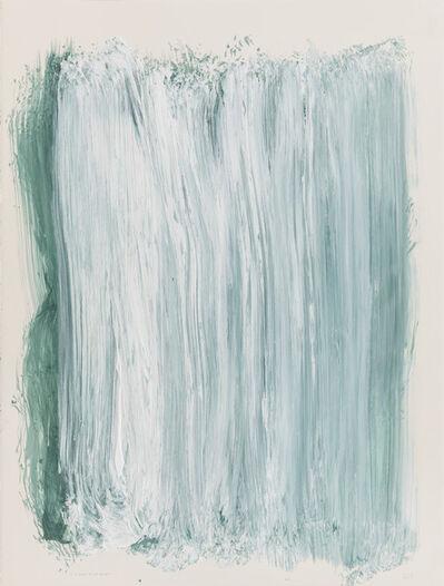 Pedro Cabrita Reis, 'Os desenhos da maré baixa #05', 2019