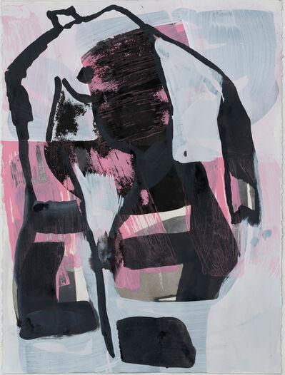 Amy Sillman, 'Pink Drawing #94', 2016