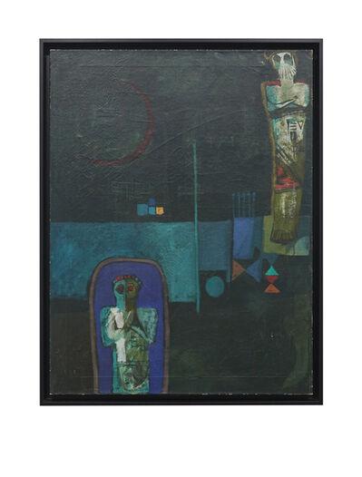 Dia Azzawi, 'Sumeriayat', 1968