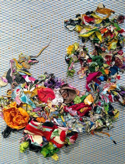 Melanie Rothschild, 'Fishnet', 2017