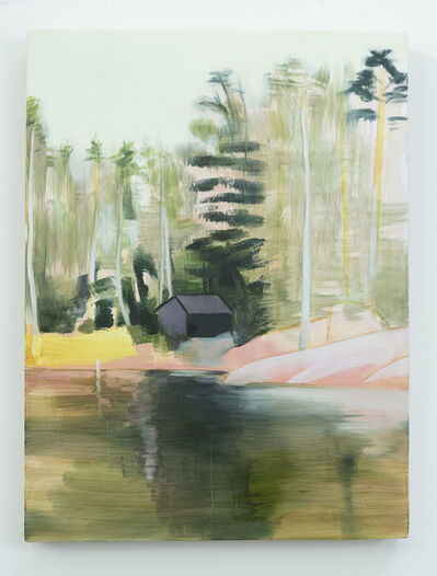 Catherine Knight, 'Boathouse Pellinge', 2016