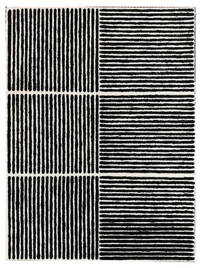 "Joan Witek, 'Study for ""Massai""', 2012"