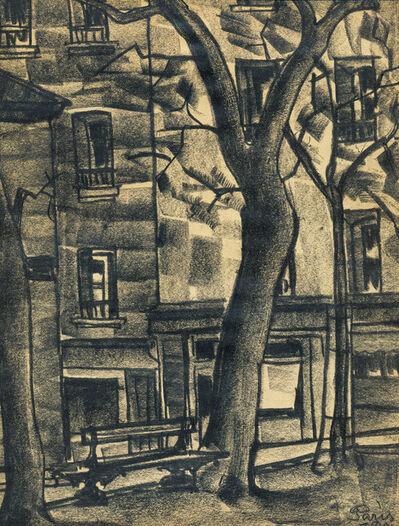 """David Kakabadze, 'From the series """"Paris"""" ', 1920"""