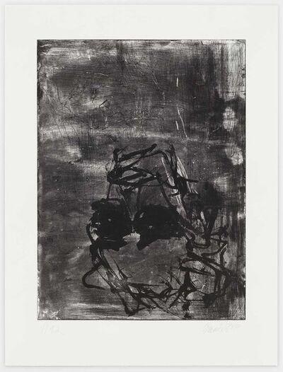 Georg Baselitz, 'Rothko I', 2018