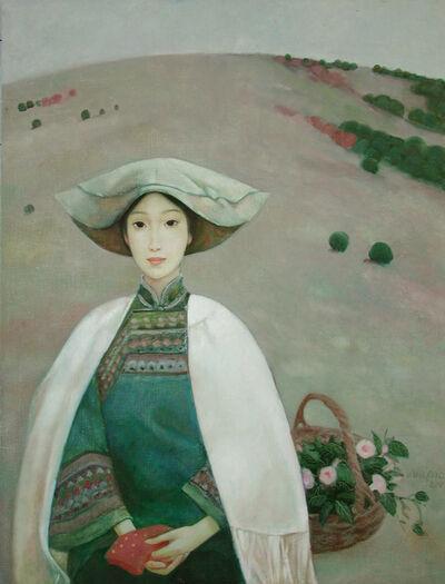 Xue Mo 薛墨, 'Wan-er', 2000