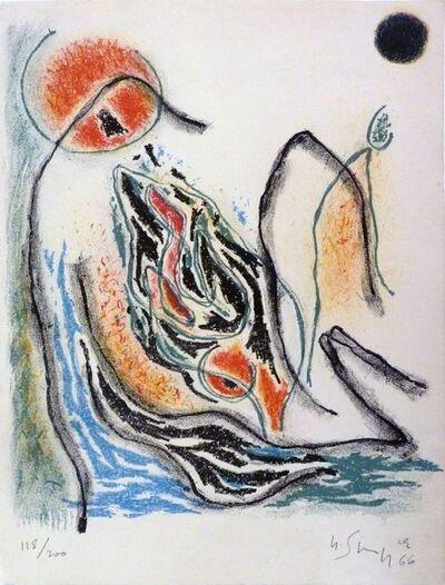 Gustave Singier, 'No title', 1966