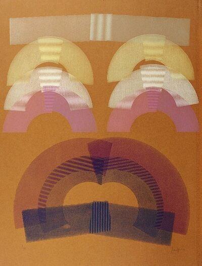 Eusebio Sempere, 'Homenaje a Picasso', 1981