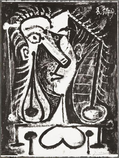 Pablo Picasso, 'Figure Composee I', 1949