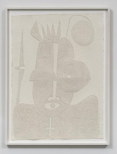 Victor Ehikhamenor, 'I am Emuada, the king's sword bearer', 2017