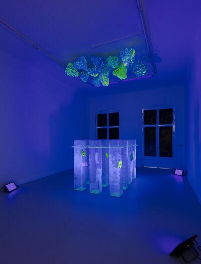 Dorothea Reese-Heim, 'Türme des Schweigens', 2015