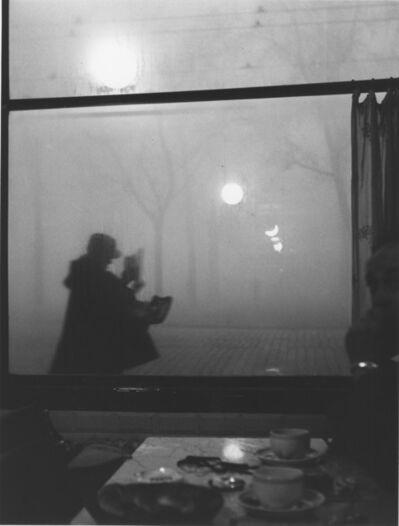 Sabine Weiss, 'Le facteur', 1950