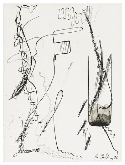 Albert Oehlen, 'Untitled', 2020