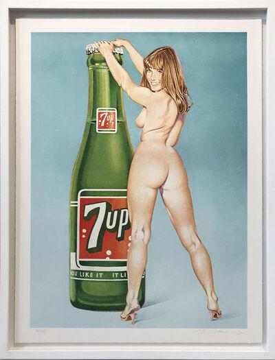 Mel Ramos, 'You like it (7Up)', 1994