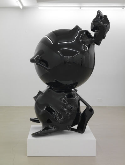 Joel Morrison, 'Untitled (Black)', 2010