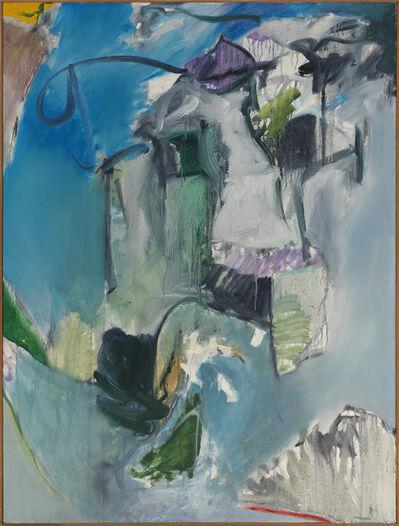 Morris Barazani, 'Valley Fog', 1972