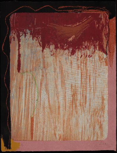 Helen Frankenthaler, 'Tribal Sign', 1987