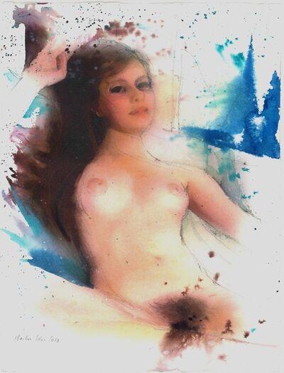Martin Eder, 'Nudes', 2018