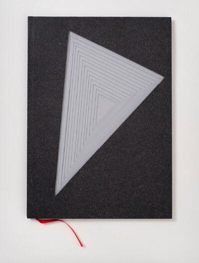 Marco A. Castillo, 'Cuaderno (Sketch book) 3', 2019