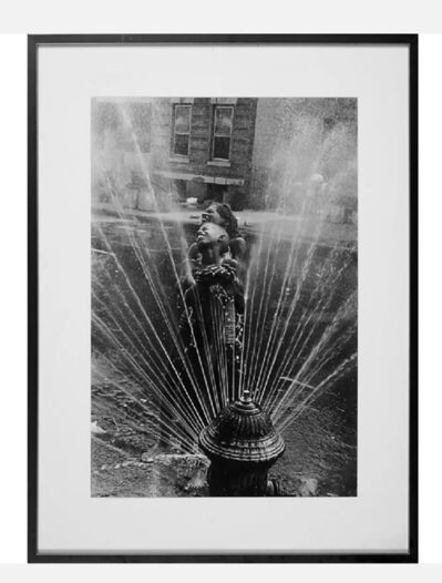 Leonard Freed, 'Fire Hydrant, Harlem', 1963