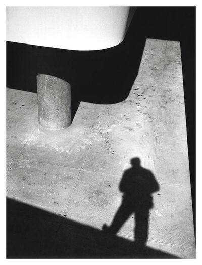Marcel Giró, 'Autorretrato com sombra', 1953