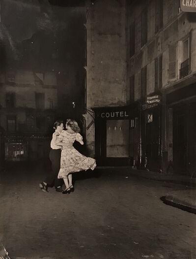 Robert Doisneau, 'La dernière valse du 14 juillet, 1949', 1949