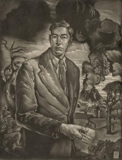 Reynold Henry Weidenaar, 'Self, 1950', 1950