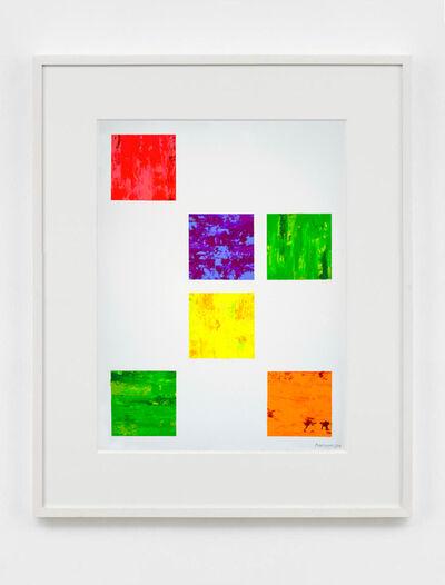 Osvaldo Mariscotti, 'Untitled AI11', 2020